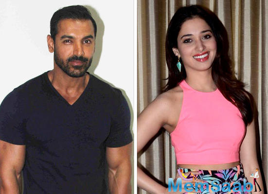 John Abraham and Tamannaah Bhatia team up for a film