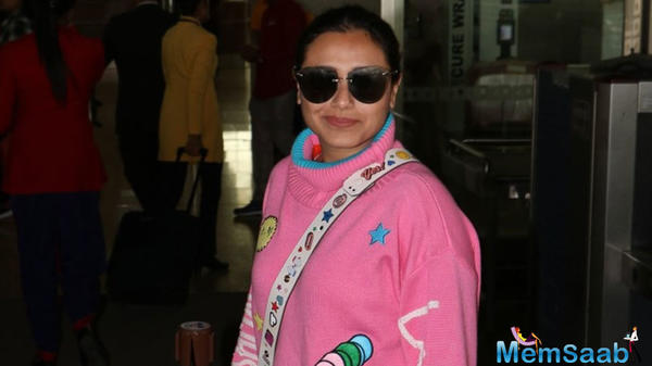 YRF's Hichki is a positive story about turning disadvantages to opportunities.