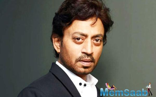 Irrfan Khan to play aspiring politician