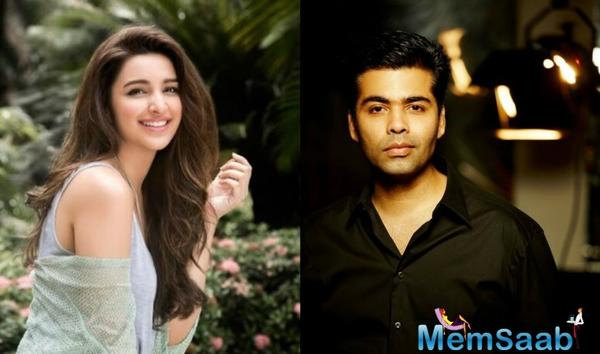 Parineeti Chopra turns down Karan Johar's film
