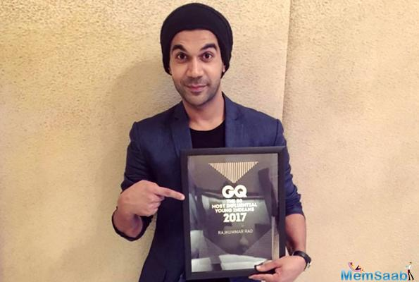 Rajkummar Rao 'proud' of Newton winning two more awards