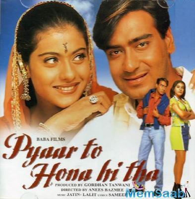 Anees Bazmee wants to remake 'Pyaar To Hona Hi Tha'