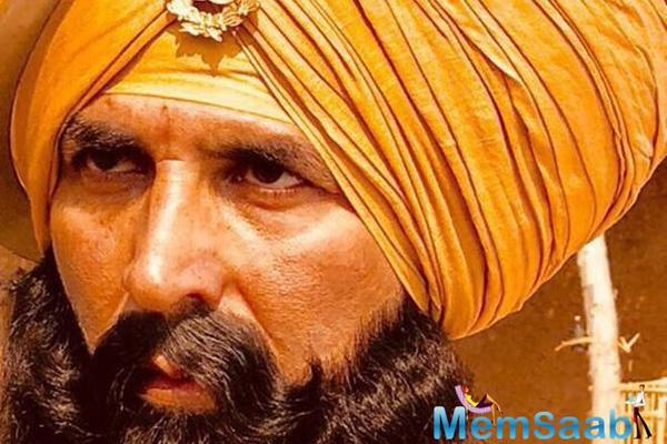 Kesari First Look: Akshay Kumar announces his 'most ambitious' film with Karan Johar without Salman Khan!