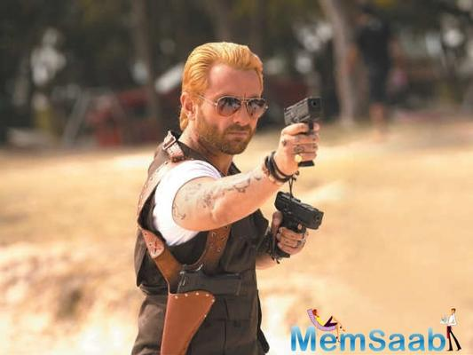 Saif Ali Khan and brother-in-law Kunal Khemu had collaborated in the zombie movie Go Goa Gone in 2013.
