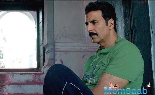 Akshay Kumar on Pad Man: Not thinking about how much money the film will collect from box-office