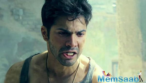 Varun Dhawan is a usually genial actor, but he is prone to bouts of irritation.