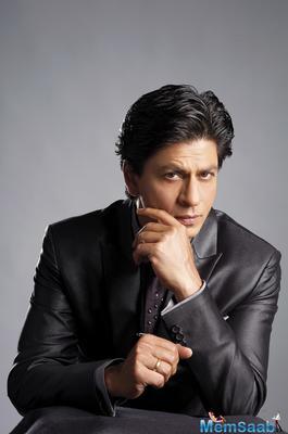 Bollywood Badshah SRK celebrates Makar Sankranti by flying kites on the sets of 'Zero'