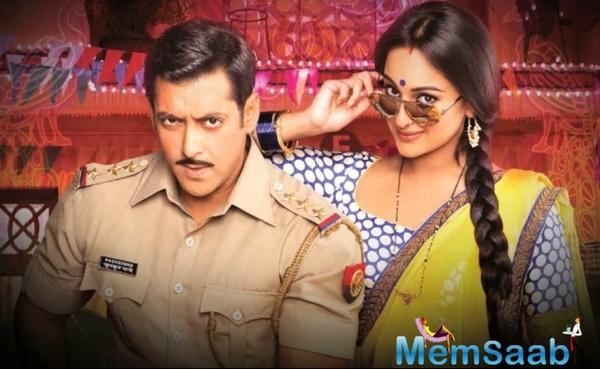 Arbaaz Khan: No One apart from Sonakshi Sinha considered for Dabangg 3