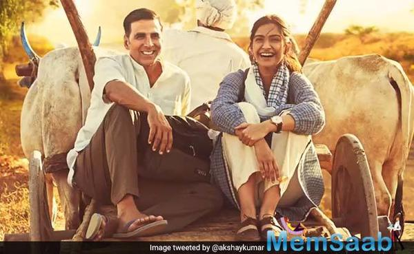 Akshay Kumar is scared of Twinkle Khanna, opens up Sonam Kapoor