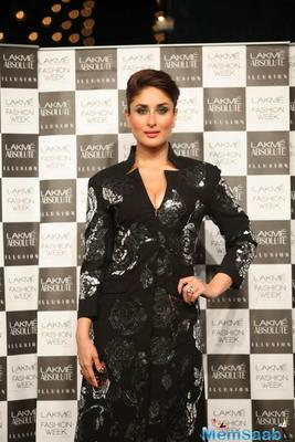 Kareena Kapoor Khan becomes first Bollywood star to walk the Ramp in Doha