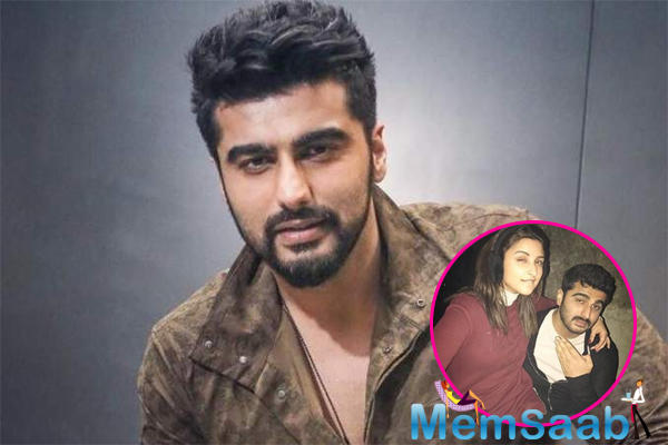 Arjun Kapoor wraps up shooting for Sandeep Aur Pinky Faraar