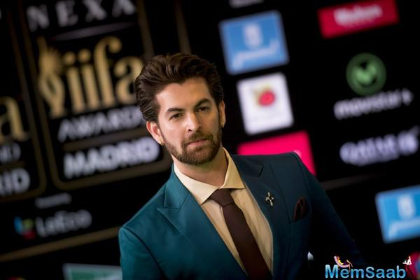 Actor Neil Nitin Mukesh says his multilingual film Saaho, which also stars Prabhas and Shraddha Kapoor, is shaping up really well.