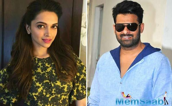 Deepika Padukone to work with Prabhas in her next?