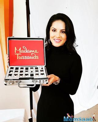 Sunny Leone to get her wax statue at Madame Tussauds Delhi