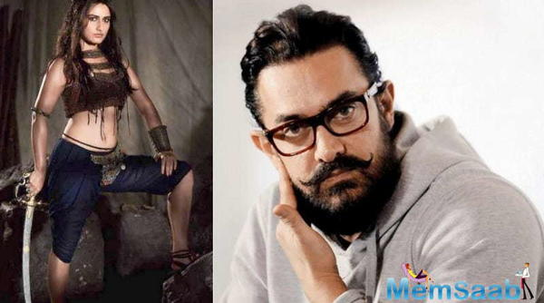 Here's why Fatima Sana Shaikh has no option but to work with Aamir Khan