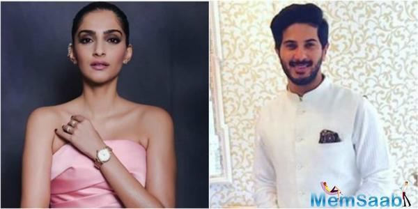 Dulquer Salmaan to romance Sonam Kapoor in the movie adaptation of The Zoya Factor?