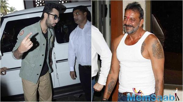 Sanjay Dutt Biopic makers share a special video after wrapping up filming