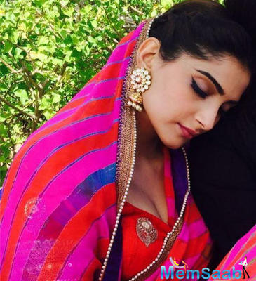 Sonam Kapoor keen on directing a film?