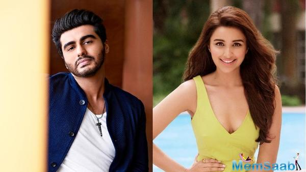 Parineeti Chopra: Arjun Kapoor and I are incredibly offensive with each other