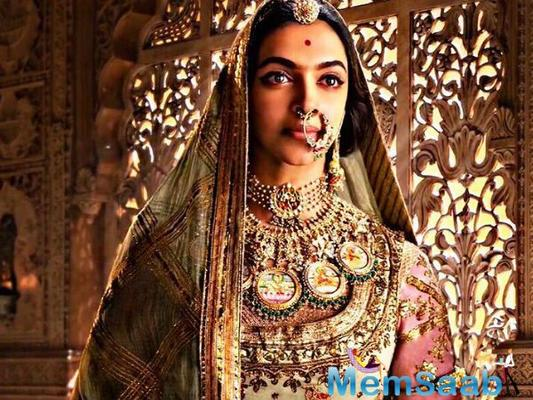 Hindu outfit terms 'Padmaavat' 'wonderful', appeals for calm