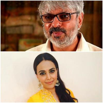 Swara Bhasker slams Padmaavat in an open letter to Sanjay Leela Bhansali