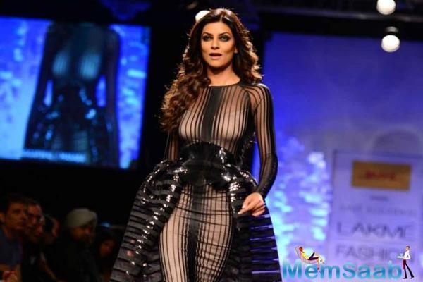 Sushmita Sen to be Kotwara's Showstopper at LFW