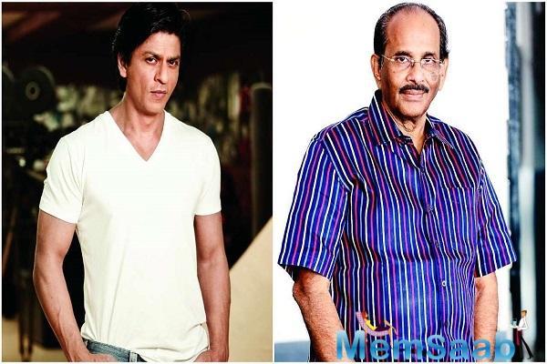 Baahubali writer KV Vijayendra Prasad pens down a revenge drama for Shah Rukh Khan