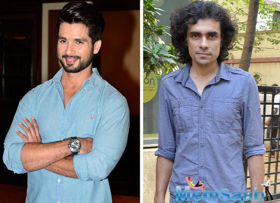 Shahid Kapoor and Imtiaz Ali to reunite for Jab We Met sequel? What director has to say