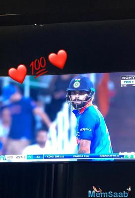 Anushka Sharma's social media PDA for Virat Kohli is the cutest thing on the internet Today