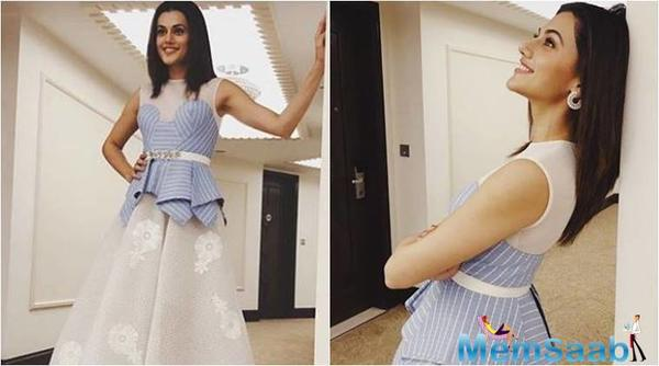 Geeky Chic! Taapsee Pannu's new avatar in Dil Juunglee