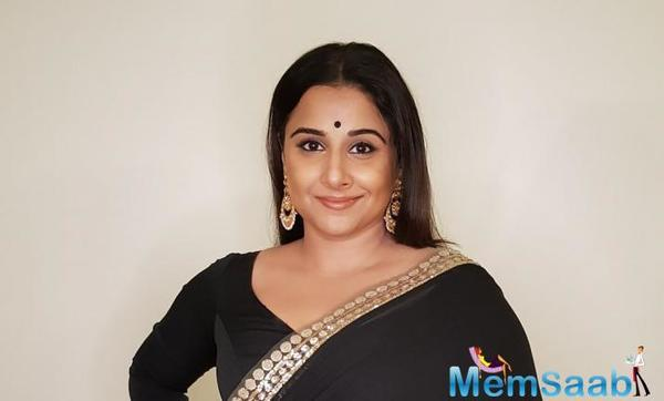 Vidya Balan on Padmaavat row: All films deserve to be released