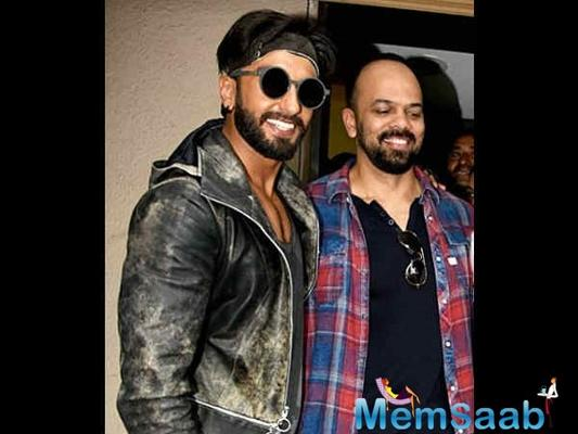 Ranveer Singh on working in Rohit Shetty film: It's a home territory to me