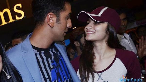 Are Alia Bhatt And Ranbir Kapoor dating each other?