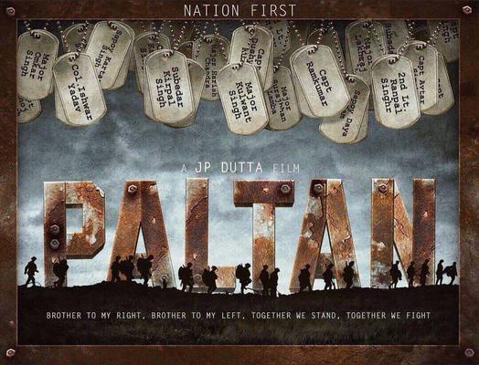 Sonal Chauhan is the latest addition to JP Dutta's Paltan.