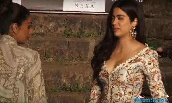 Sridevi is a strict mother to daughter Janhvi Kapoor