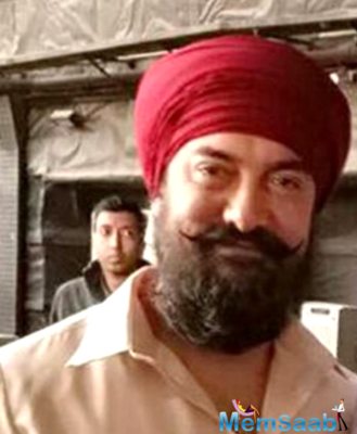 However, the team isn't shooting the film out of Yash Raj Studios, which is otherwise discreet, which means the paparazzi are having a field day. And, Aamir Khan isn't happy about it.