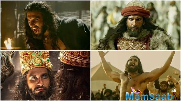 When Ranveer Singh called up mom on 37th day of shooting Padmaavat