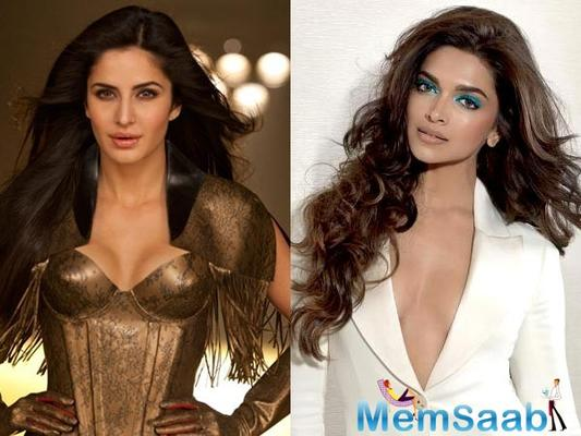 Deepika Padukone and Katrina Kaif too tall for Shahid Kapoor and Aamir Khan