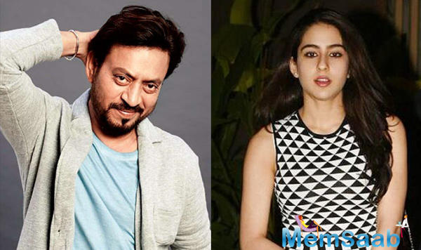 The sequel to the 2017 film starring Irrfan Khan and Saba Qamar was announced recently.