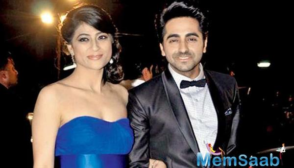 Tahira on casting hubby Ayushmann: I don't mind directing him if he fits character