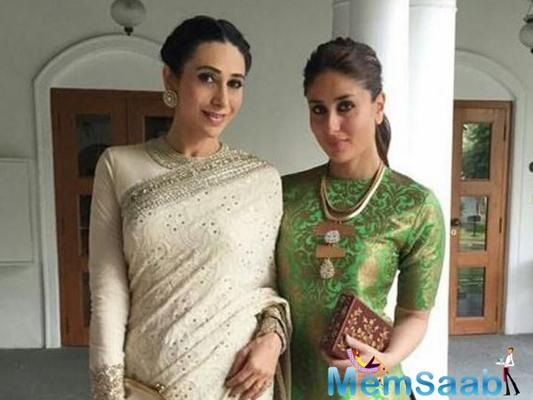Kapoor sisters Karisma, Kareena to headline chat at Women's Conclave
