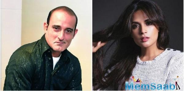 Akshaye Khanna and Richa Chadha come together for a suspense drama on rape