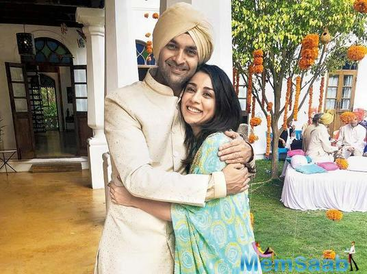 Inside pics: Purab Kohli gets hitched in Goa