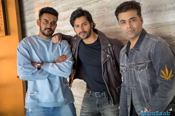 Varun, Karan and Shashank all set for a new project, announce latest venture