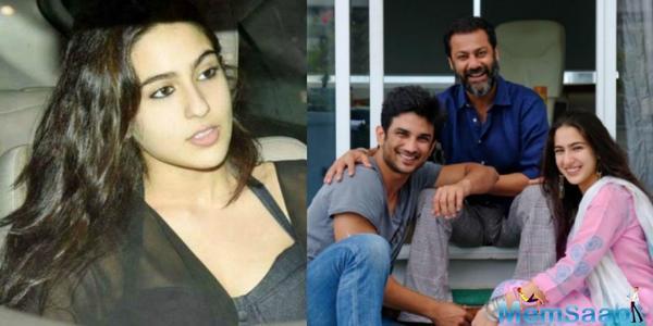 'Kedarnath' was supposed to launch actor Saif Ali Khan's daughter Sara Ali Khan.
