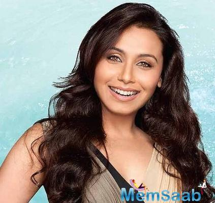 Rani and her husband Aditya Chopra have always been protective of their daughter and have kept her away from the paparazzi as they want her to have a