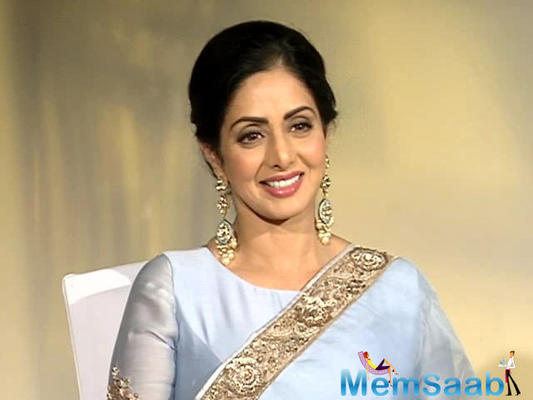Sridevi approached to judge a dance reality show