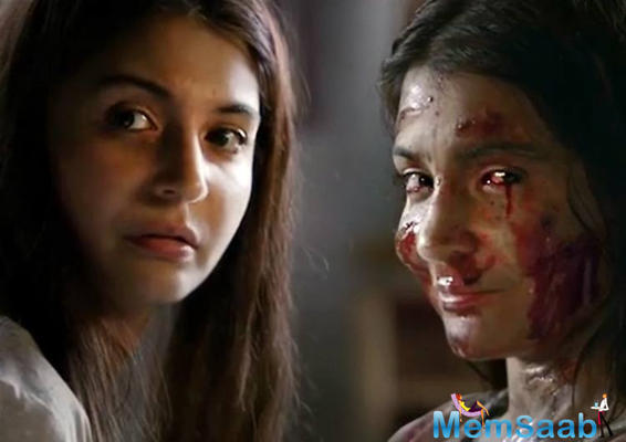 Anushka Sharma is all set to spread fear with her upcoming horror-drama 'Pari'.