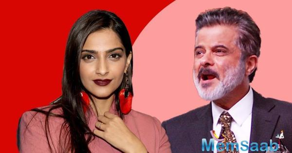 Sonam Kapoor: Dad is never critical of me; he thinks i'm the best