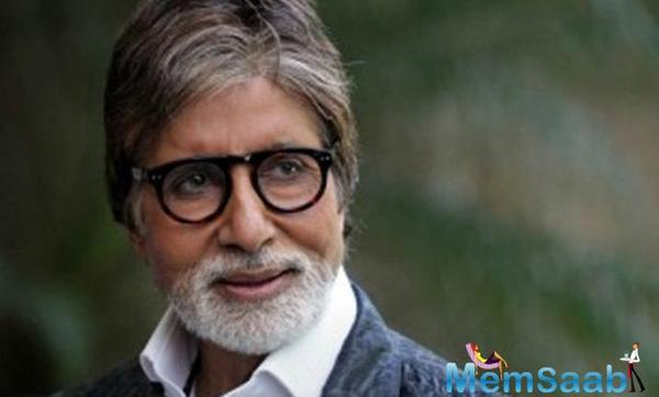 Guess who Amitabh Bachchan is following on Twitter?